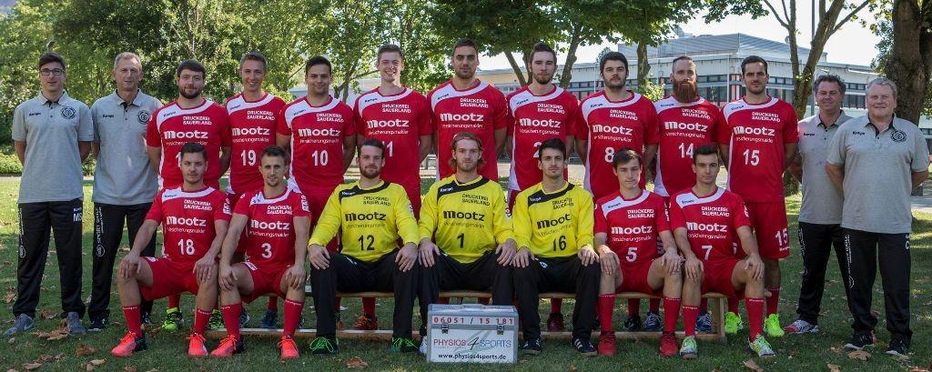 2016-08-27 TVG HI Mannschaftsfoto-Einzel